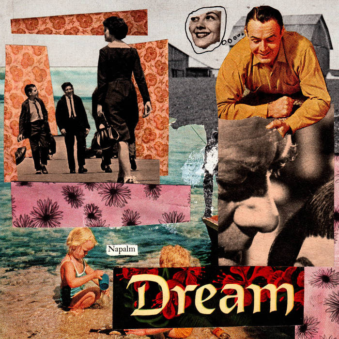 NAPALM DREAM cover art
