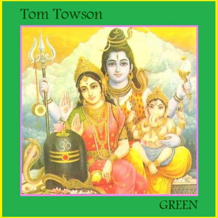 Green (Tom Towson w/ Adam Healton) cover art