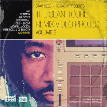 The Sean-Toure' Remix Video Project, Volume 2 cover art