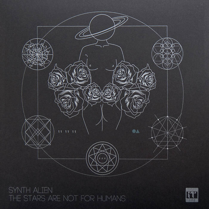 The Stars are not for Humans (#IT-002) cover art