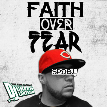 Faith Over Fear cover art