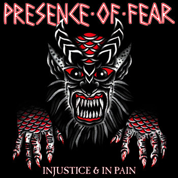 Injustice & In Pain cover art