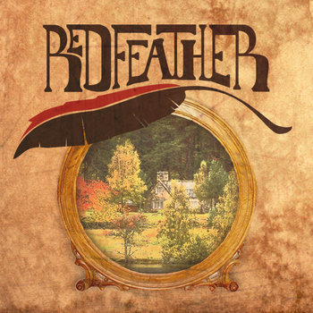 RedFeather EP cover art