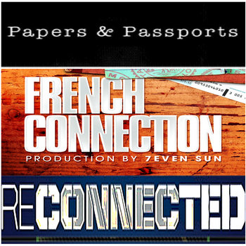 French Connection / Reconnected / Papers & Passports Instrumentals cover art