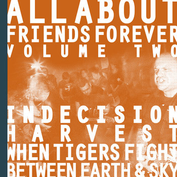 ALL ABOUT FRIENDS FOREVER VOL.2 cover art