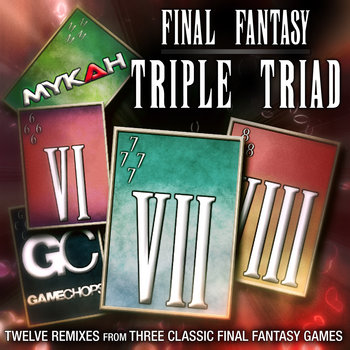 Triple Triad cover art