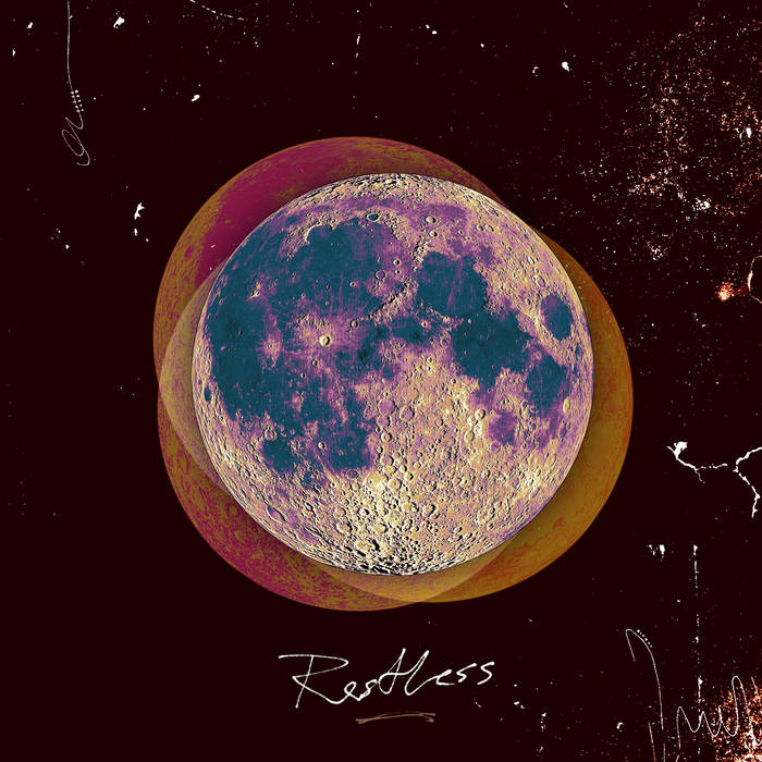 Restless cover art