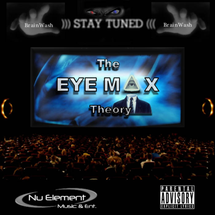 The EYE MAX Theory cover art