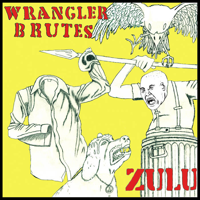 Zulu cover art