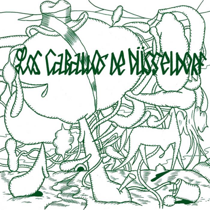 3º LP LCDD cover art