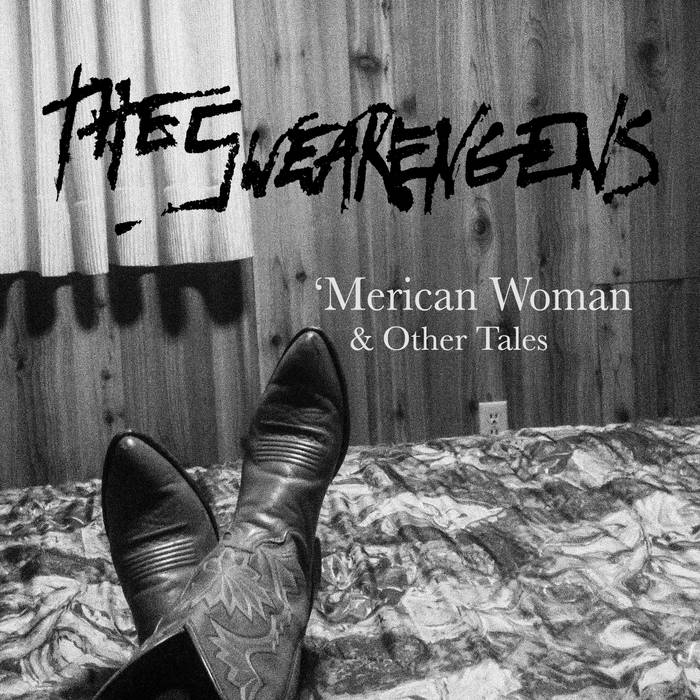 'Merican Woman & Other Tales cover art