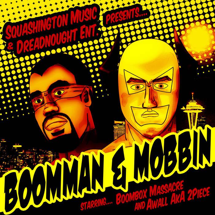 BoomMan & Mobbin cover art