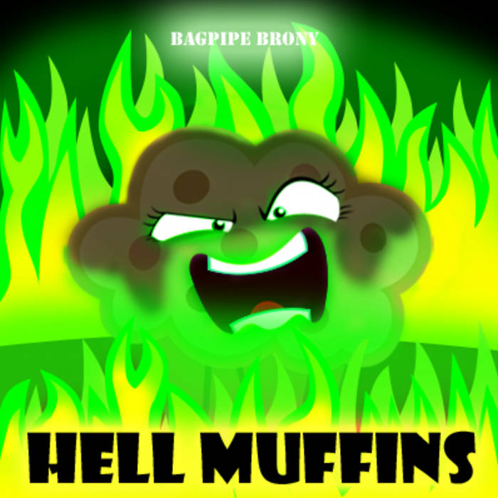 Hell Muffins cover art