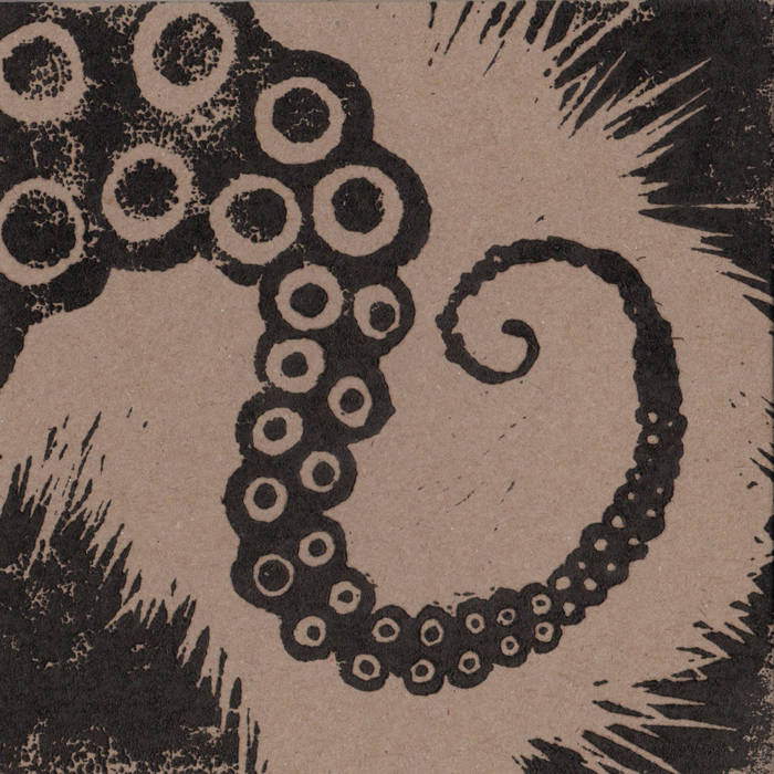 Saxoctopus cover art