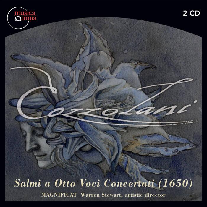 Cozzolani Salmi a otto voci (1650) cover art