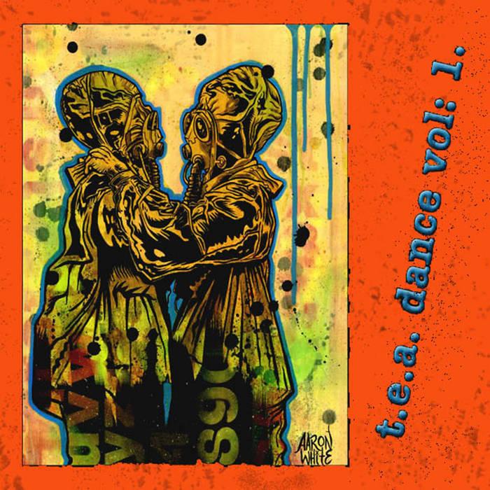 t.e.a. dance vol:1 cover art