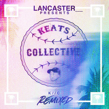 KEATS//COLLECTIVE: REMIXED cover art