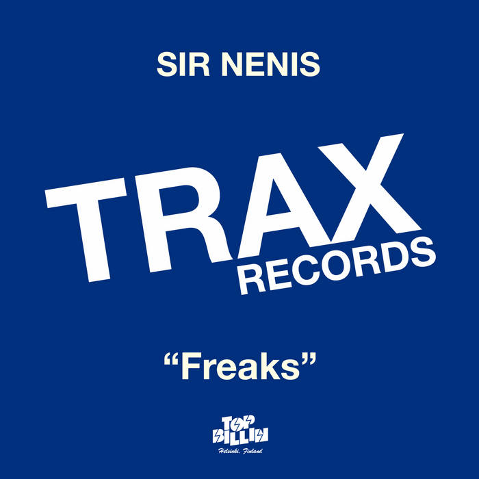 Freaks cover art