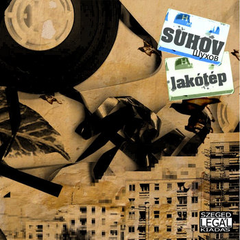Lakótép cover art