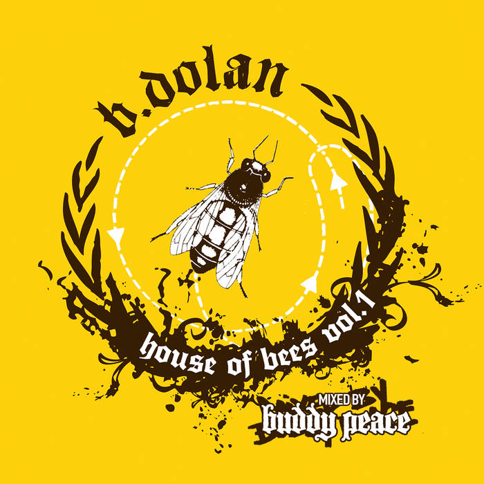 House of Bees vol. 1 cover art