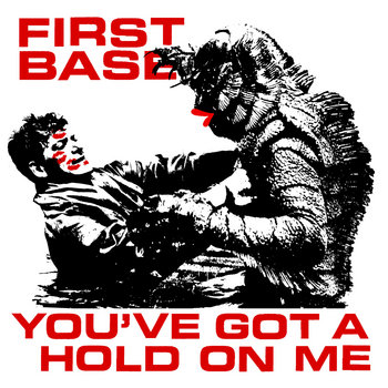 """You've Got A Hold On Me 7"""" cover art"""