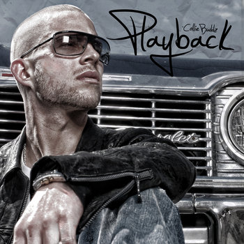 Playback EP cover art