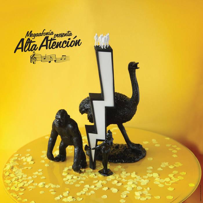 Alta Atención cover art