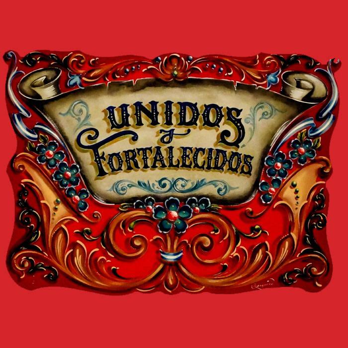 Unidos y Fortalecidos cover art