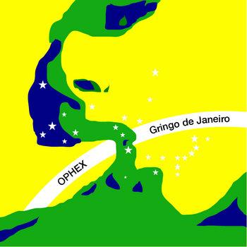 Gringo de Janeiro cover art