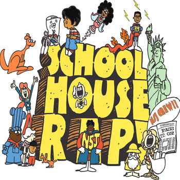 School House Rap cover art