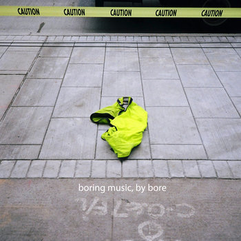 Boring Music EP cover art