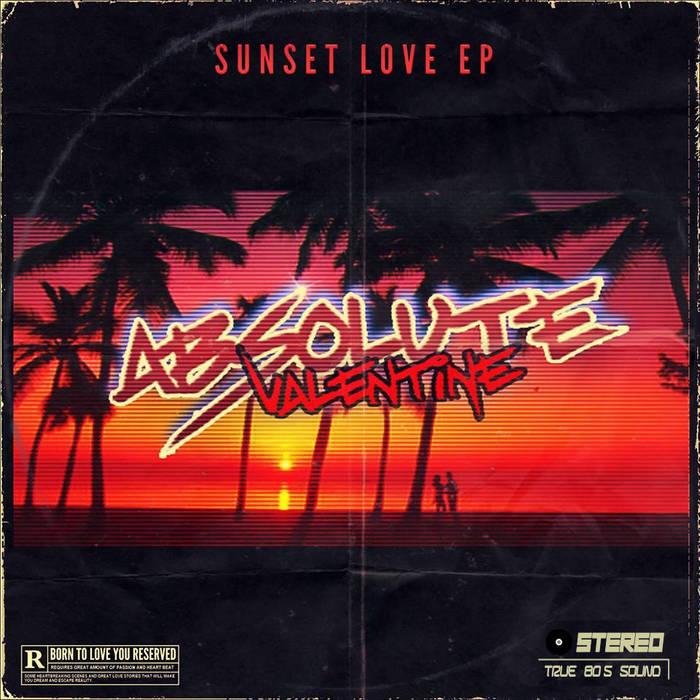 Sunset Love cover art