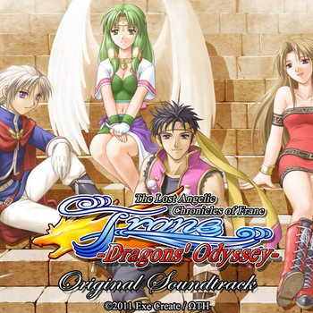 The Lost Angelic Chronicles of Frane: Dragons' Odyssey Original Soundtrack cover art