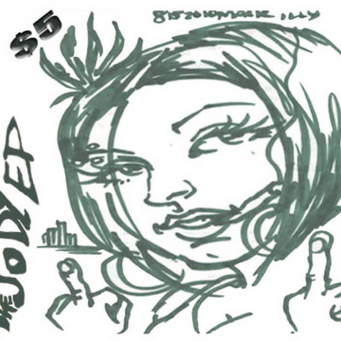 The Jody EP cover art
