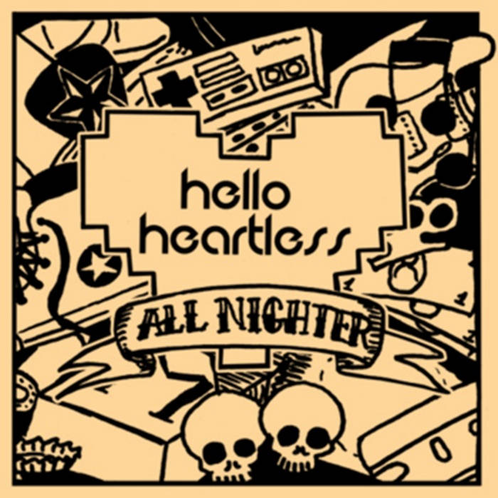 All-Nighter EP 2013 cover art