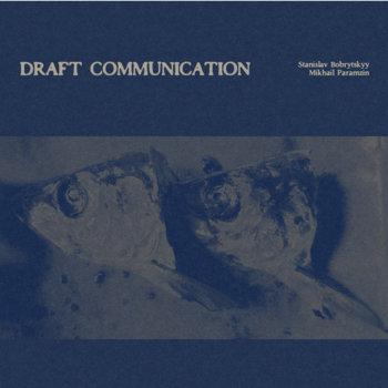 Draft Communication cover art