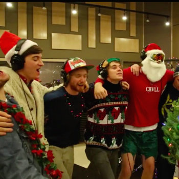 Rockin' Around the Christmas Tree cover art