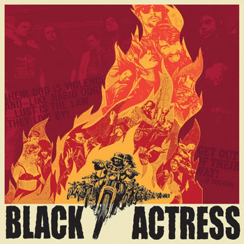 Black Actress cover art