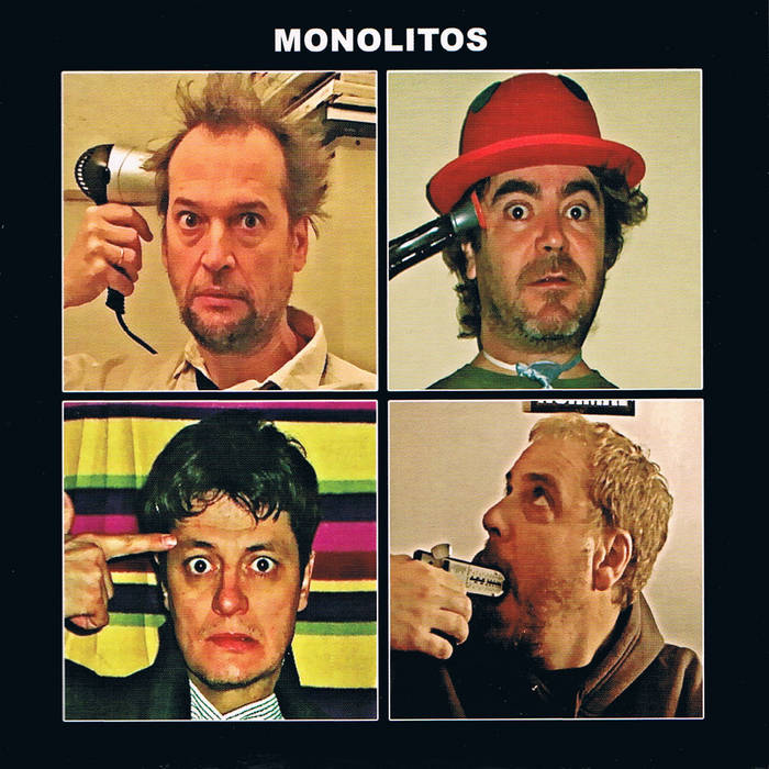 Monolitos cover art