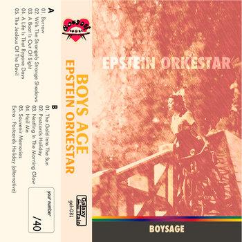 Epstein Orkestar cover art