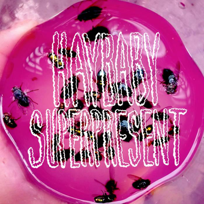 SUPERPRESENT cover art