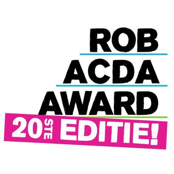 Rob Acda Award 2014/2015 cover art