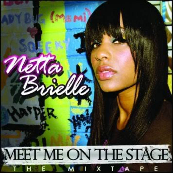Meet Me On The Stage - Mixtape cover art