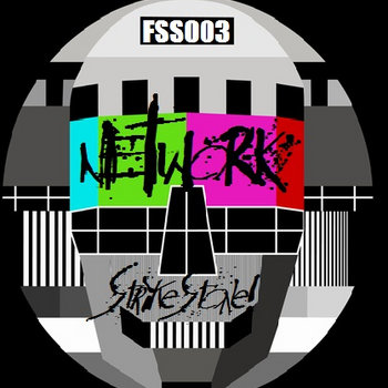 FSS003 NETWORK EP cover art