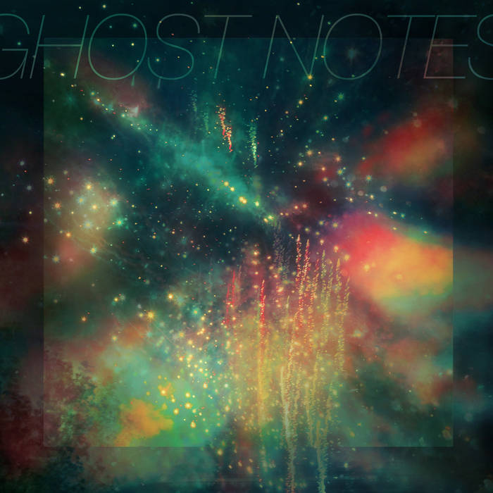 Ghost Notes - The Struggle EP cover art