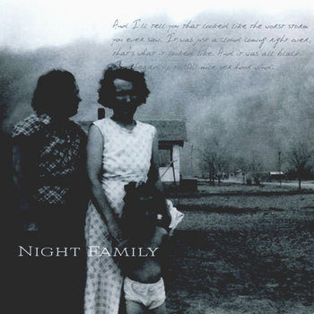 NIGHT FAMILY cover art
