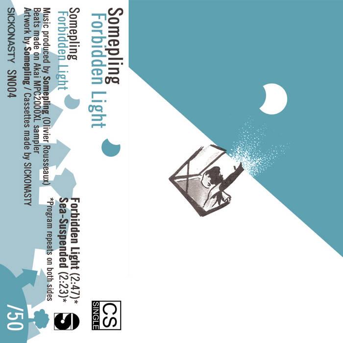 Somepling - Forbidden Light cover art