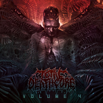 Total Deathcore Volume 4 cover art