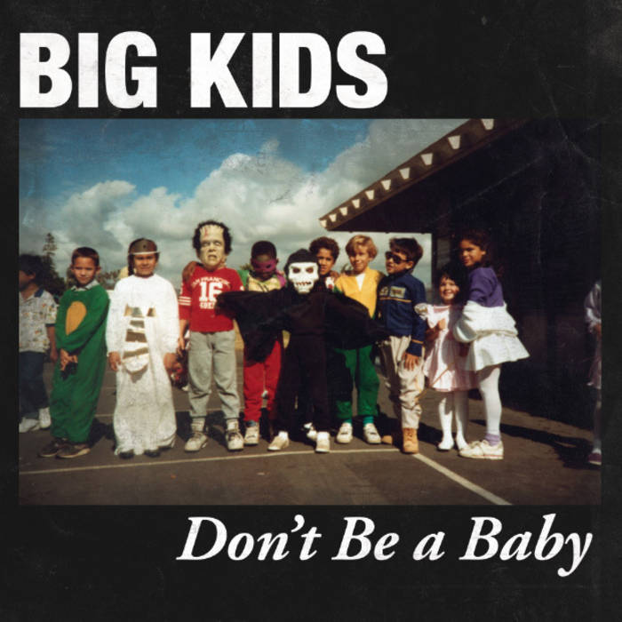 Don't Be A Baby cover art