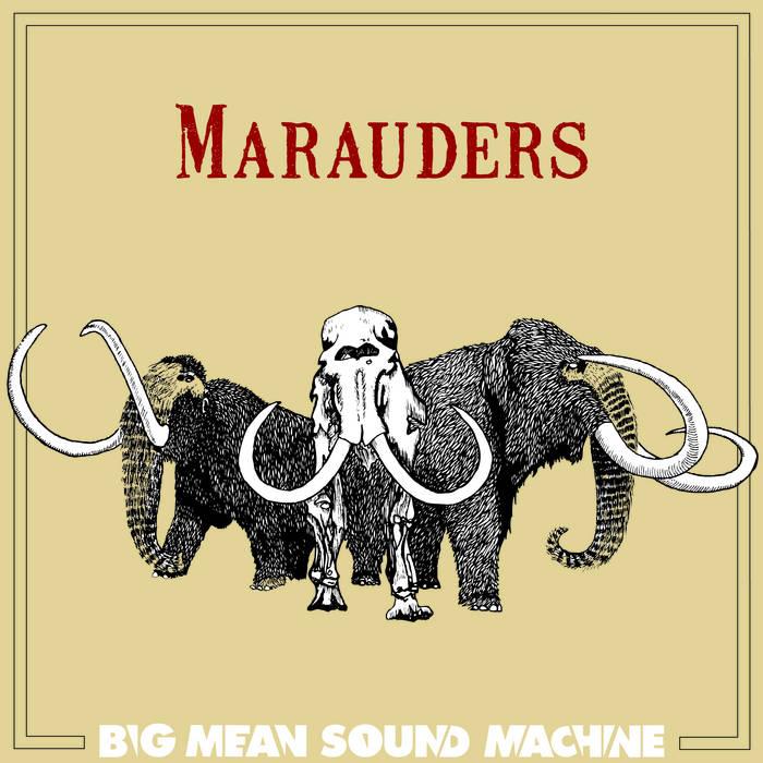 Marauders cover art